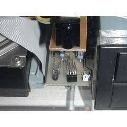 Encendido por sensor de proximidad para Pc