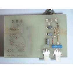 Regulador de ventiladores con potenciómetro