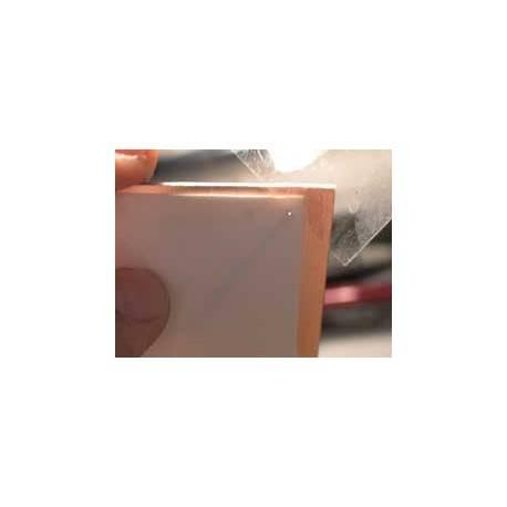 Como fazer placas de circuito impresso frente e verso