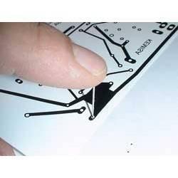 Como fazer placas de circuito impresso frente e verso Parte 2