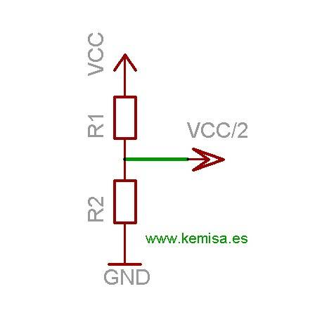 How to make a voltage divider