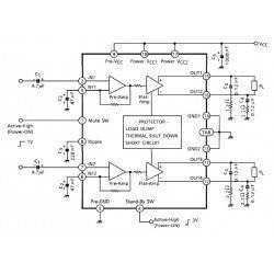 2x18W amplifier