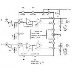 2x30W amplifier