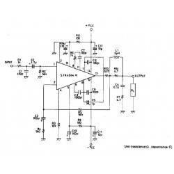 Amplificador 100W