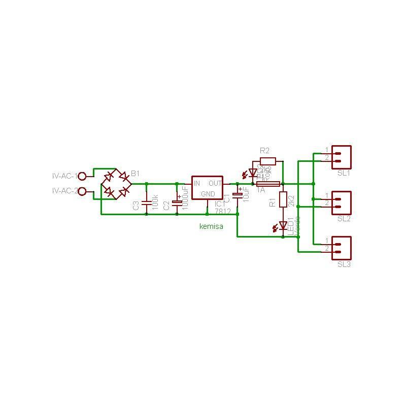 power supply 12v 1a