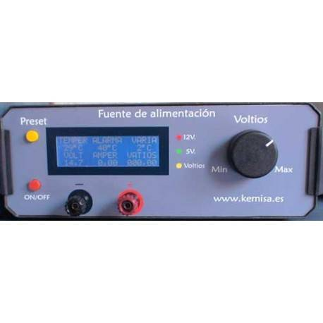 10 amp variable power supply