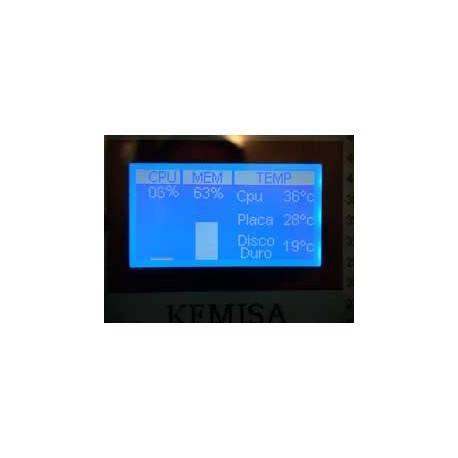 Display de computador 128x64