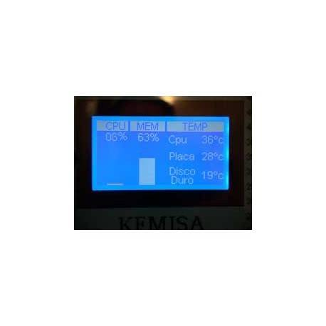Display 128x64 para ordenador