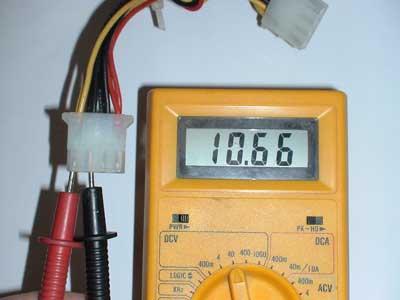 12 voltios