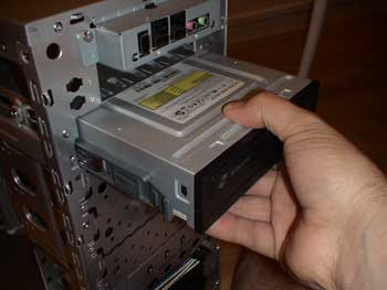 Montaje DVD