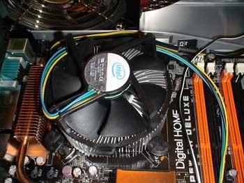 Ventilador del procesador