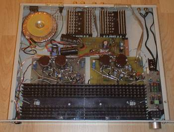 Amplificador clase A