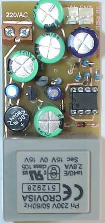 Foto rectificador de onda completa de precisión