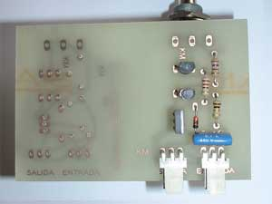 Foto regulador de ventiladores con potenciómetro