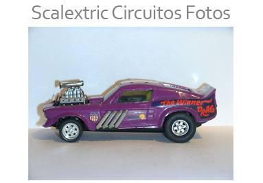 Scalextric, circuitos, fotos