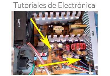 Tutoriales de electrónica